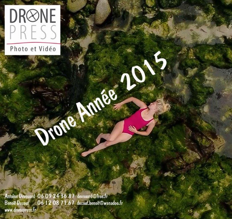 Voeux Drone Press 2015